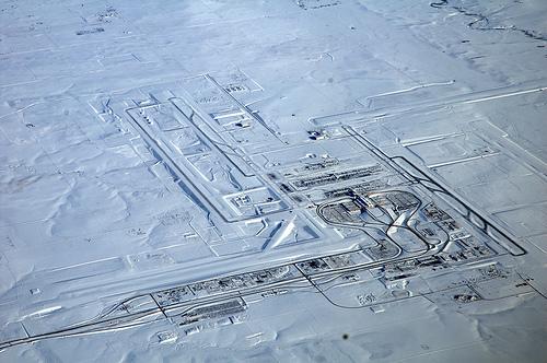 Αεροδρόμιο DENVER. Το πιό τρομακτικό αεροδρόμιο στον κόσμο!(βιντεο)